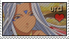 Urd stamp by Gezusfreek