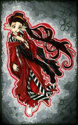 Geisha by Gezusfreek