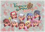 Tales of Symphonia... Kirby