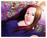 Milly Portrait