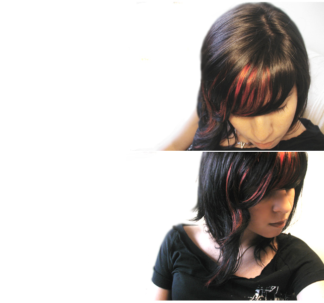 red.highlights by ni-ca