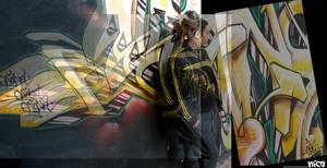 . in tha street 001 . by ni-ca