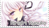 Kyouko stamp by patchoulimad