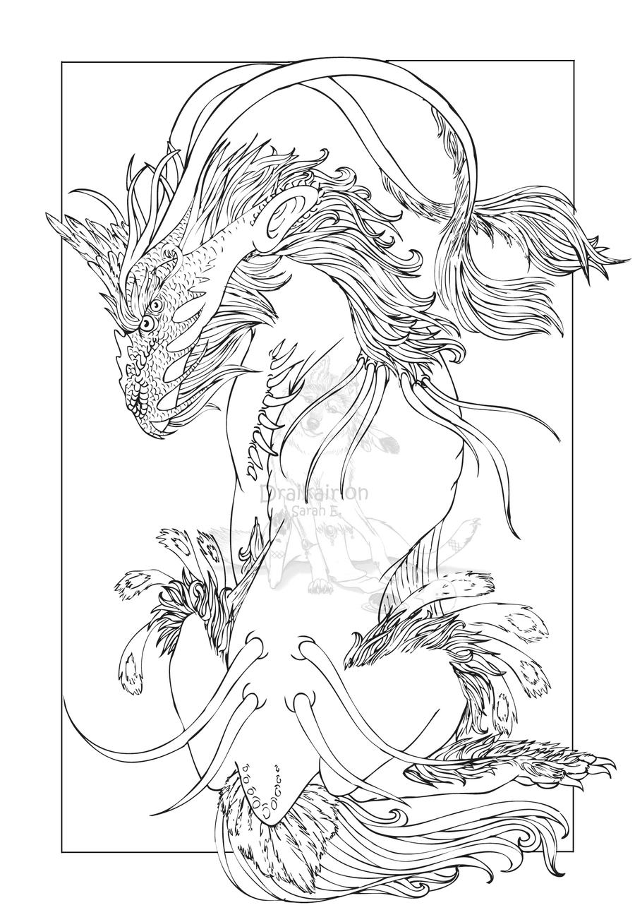 weird coloring pages - photo#14