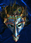 River Dragon Mask 'Mystique'