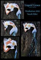 Liquid Grace Koi Mask by Draikairion