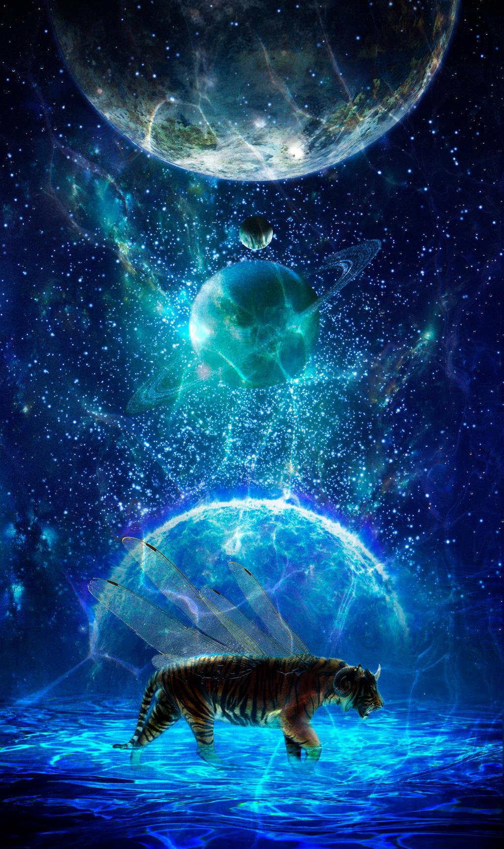 Planetary Alignment by Draikairion