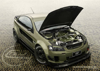 Holden Commodore Coupe
