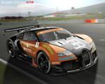 Bugatti Veyron GTR