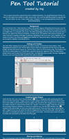 Basic Pen Tool Tutorial by hussain1
