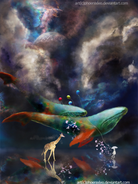 Night II - Dreamwalker by phoenixleo