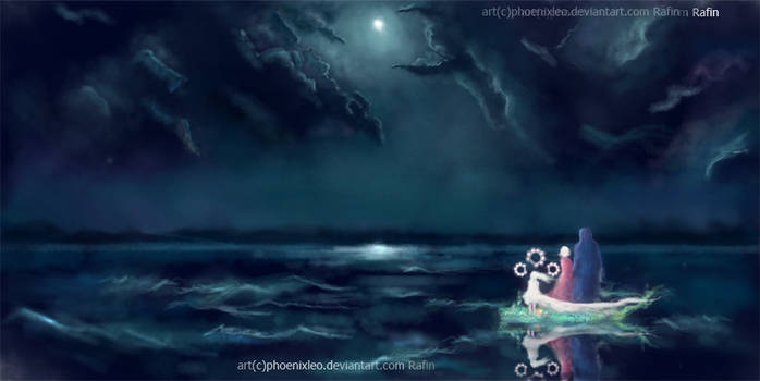 Night III - Moonsail