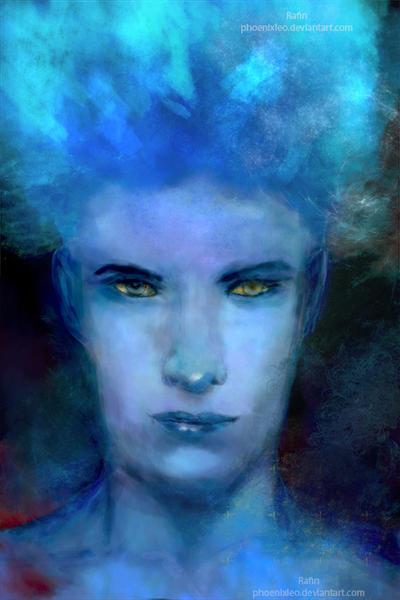 Hades by phoenixleo