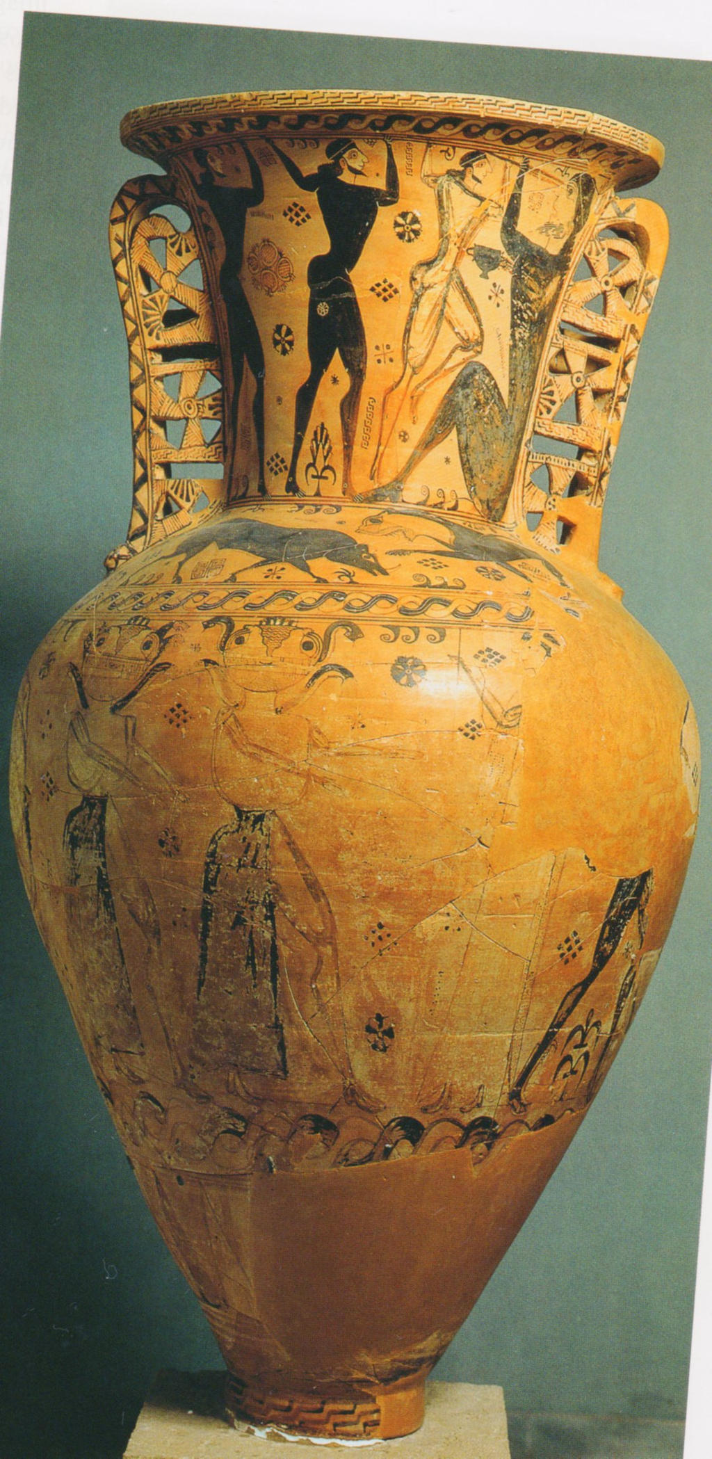 Greek Art - Archaic, Classical, and Hellenistic
