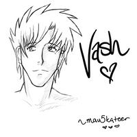 Le Vash by Mau5kateer