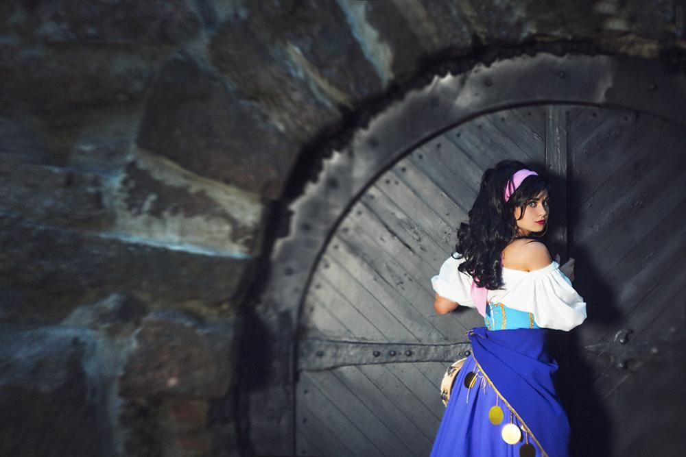 Esmeralda by GrangeAir