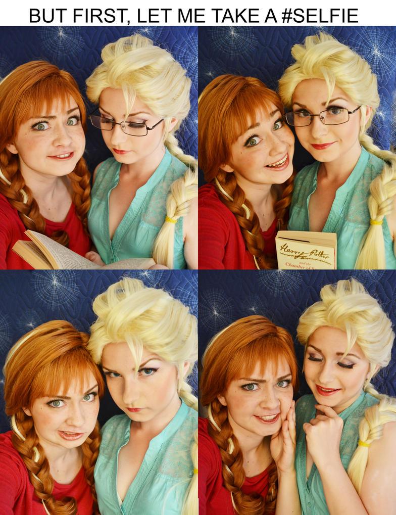 But first, let me take a selfie by GrangeAir