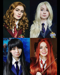 Creating my own Hogwarts