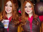 Quidditch girl