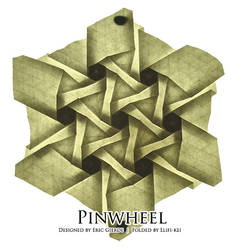 No. 6 Mini pinwheel