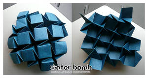 No. 9 Water bomb by llifi-kei