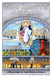 Tony Abbott's Australia