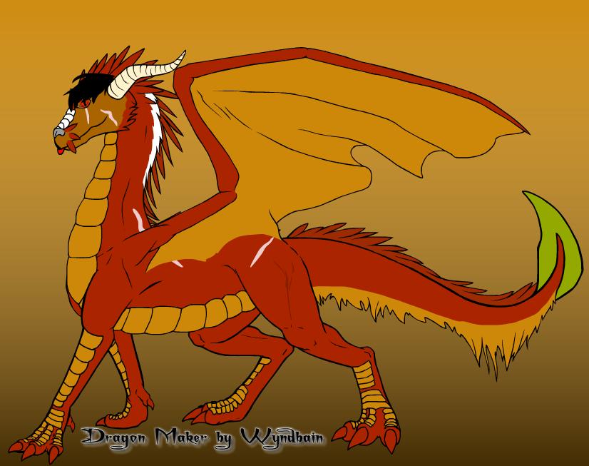 Wyndbain Dragon Creator by iowacubsfan on DeviantArt