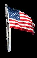 flag usa by CeriseIII