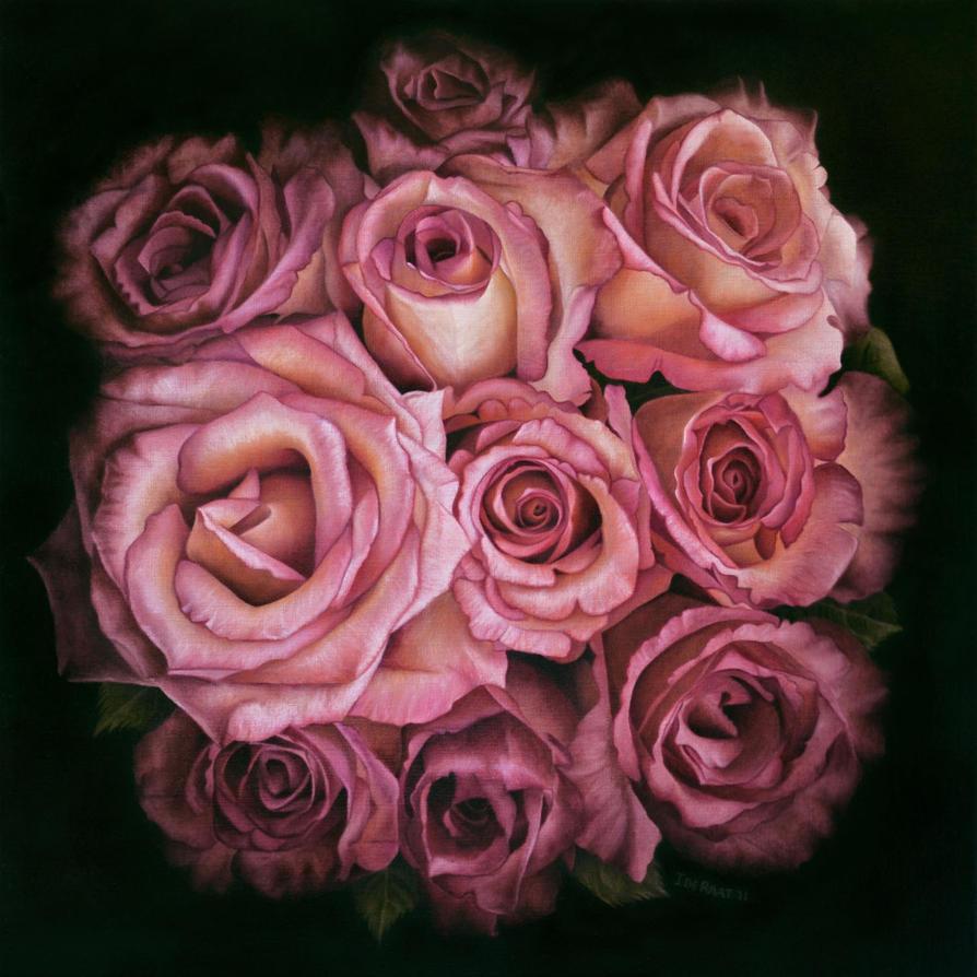 Permanent Rose by deRaat