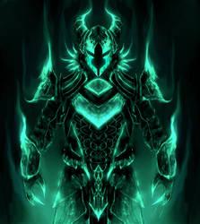 Destiny - Warlock - Crota Raid by Painthisice