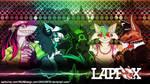 Lapfox Crew Wallpaper