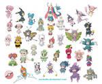 Chibiko Pokemon 34