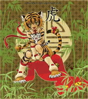 Year of the Tiger by norinoko