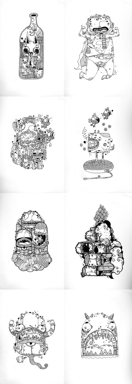 uttuki world by astronautboys