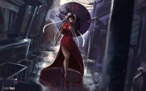 Chun Li - Street Fighter - Fanart