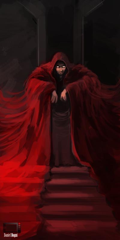 Speedpaint - The villain by danielbogni