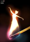 Speedpaint - Flame Alive