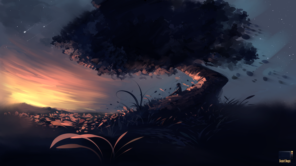 Speedpaint - What I see... by danielbogni