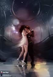Waltz for the Moon - Final Fantasy VIII - Fanart