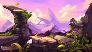 Roar - The Lion King - Fanart
