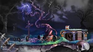 Super Ghouls'n Ghosts - Fanart