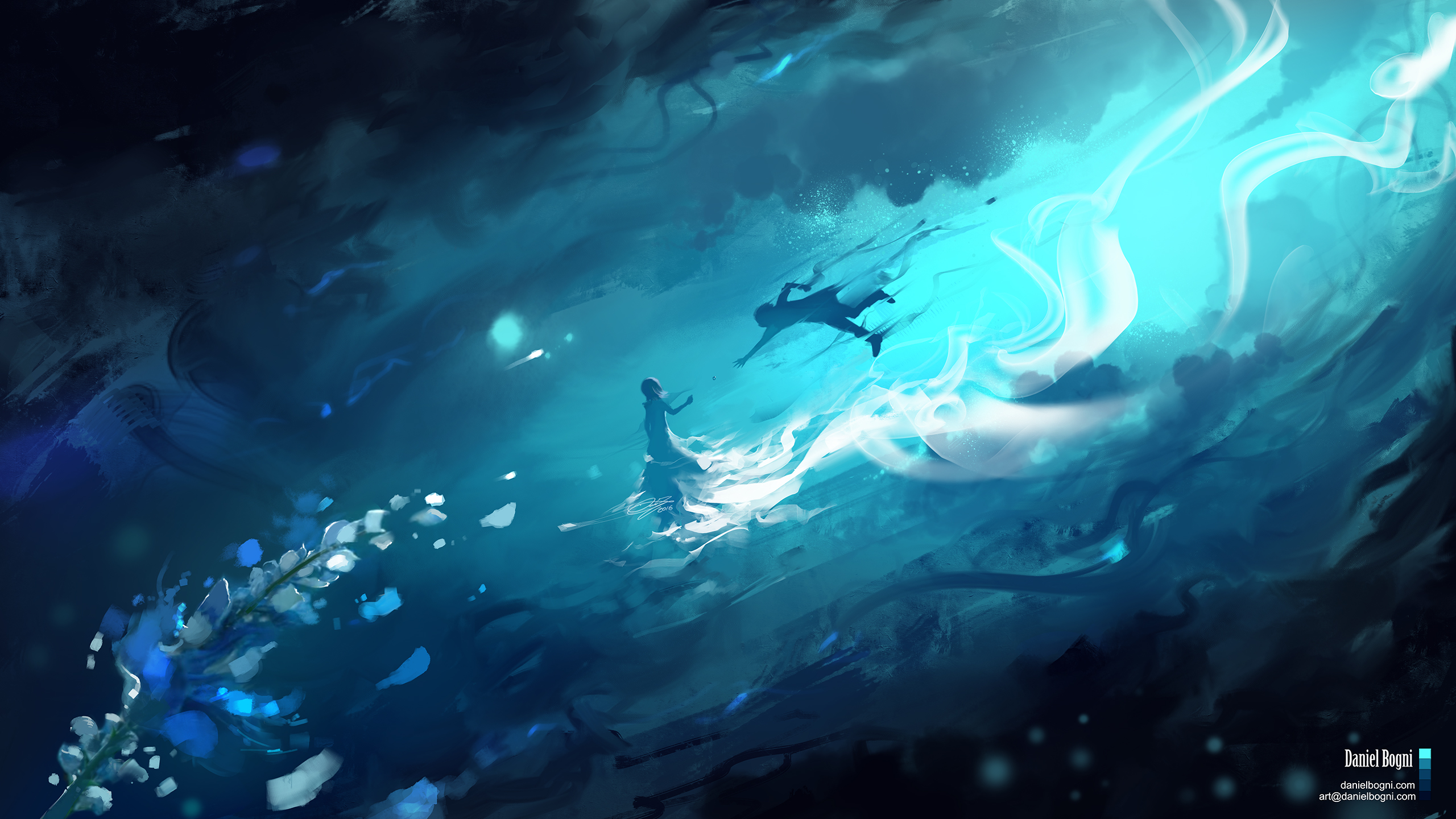 Stand by me - Final Fantasy XV - Fanart by danielbogni