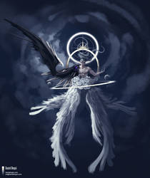 One Winged Angel - Final Fantasy VII - Fanart by danielbogni