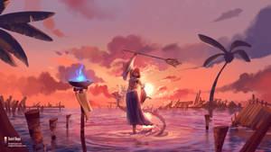 Final Fantasy X - The Dance - Fanart