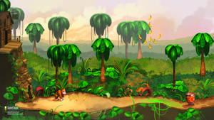 Donkey Kong Country - Fanart