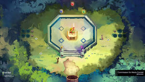 The Legend of Zelda - Master Sword - Fanart