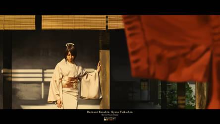 Rurouni Kenshin: Kyoto Taika-hen - Frame Study