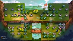 Super Bomberman 4 - Fanart
