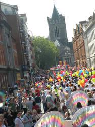 Dublin Pride Parade 2009