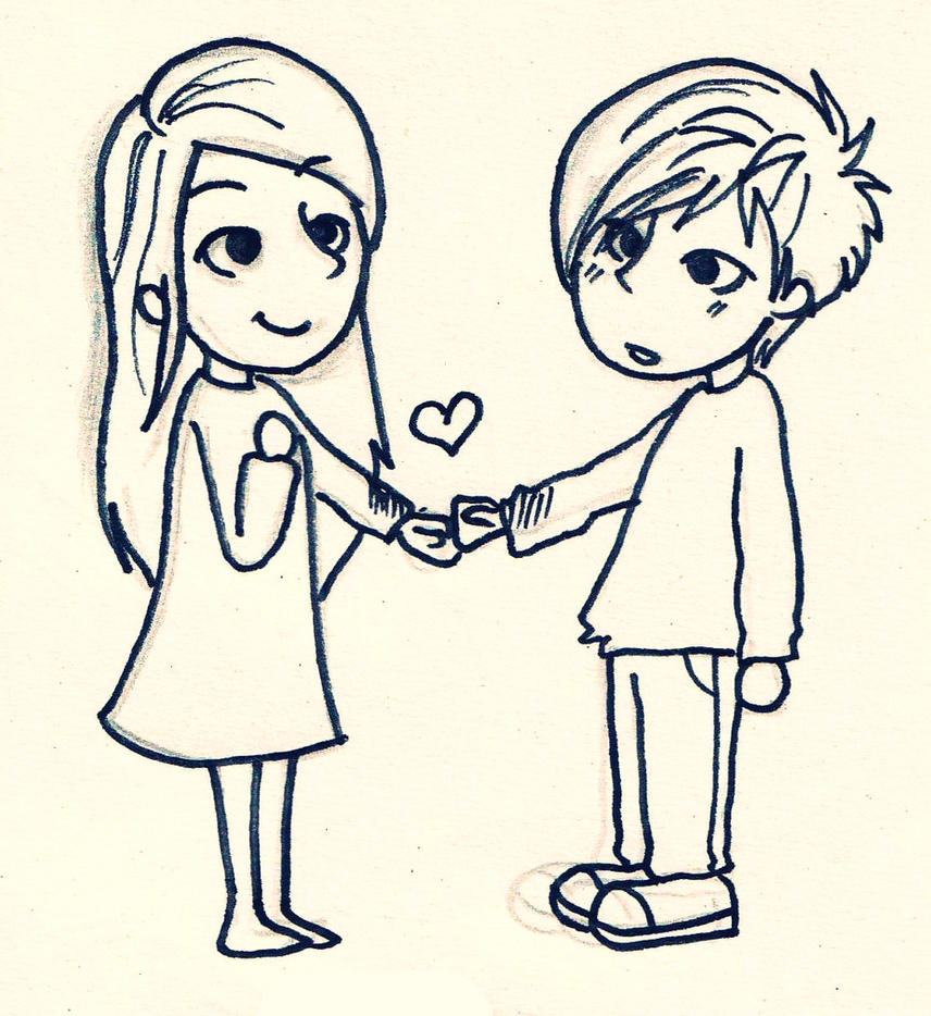 Для, рисованные картинки карандашом смешные про любовь